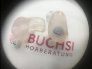 Bild: individueller Gehörschutz